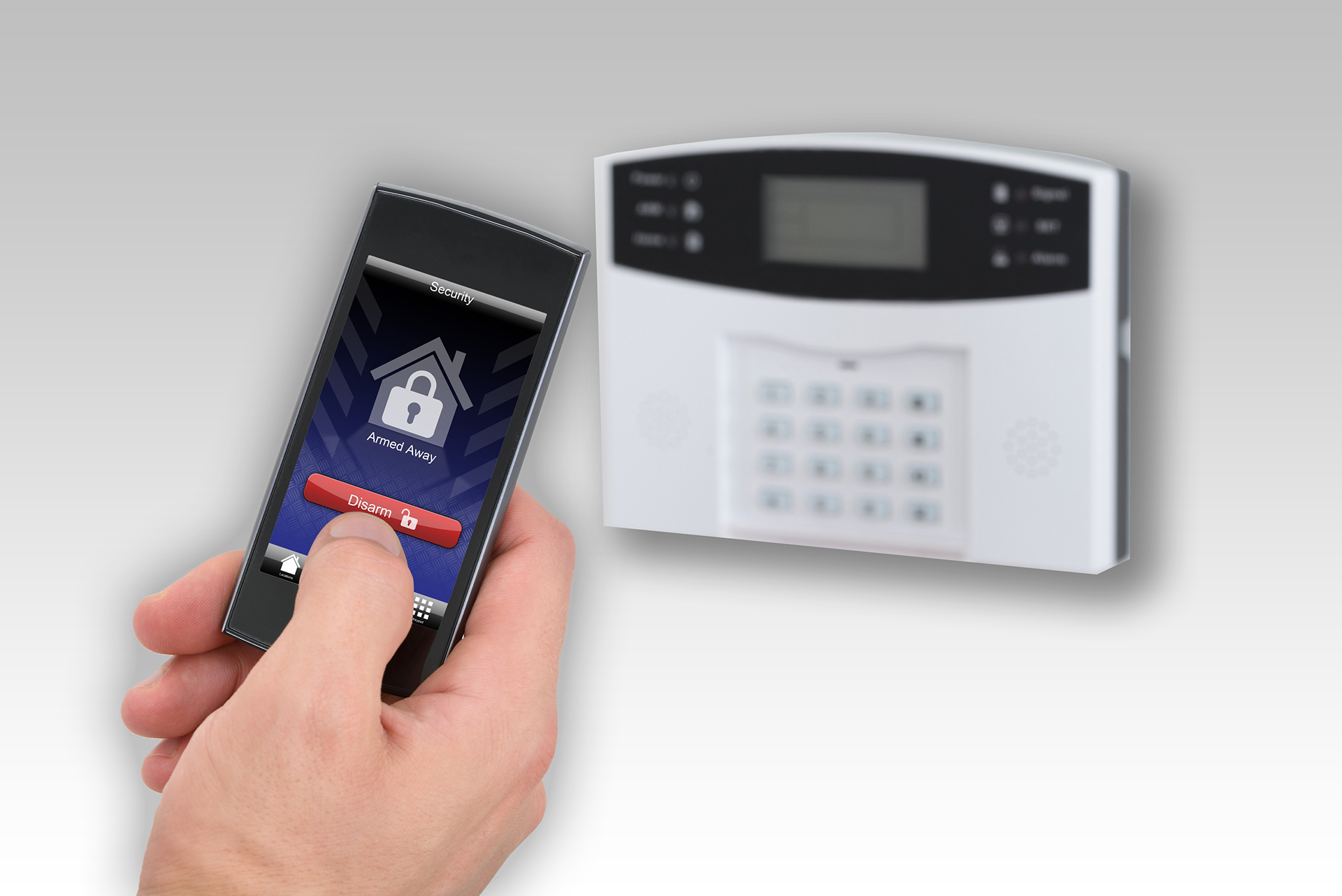 Inspired Security Alarm Systems